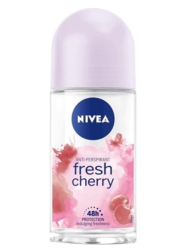 Nivea  Anti-Rant Fresh Cherry Roll-On 50 Ml Renksiz